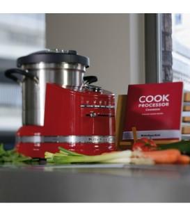 Кулинарный процессор KitchenAid ARTISAN объем 4.5 л. карамельное яблоко 5KCF0103ECA