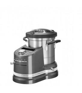 Кулинарный процессор KitchenAid ARTISAN объем 4.5 л. серебряный медальон 5KCF0103EMS
