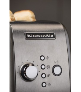 Тостер KitchenAid стальной 5KMT221ECU