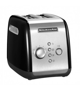 Тостер KitchenAid чёрный 5KMT221EOB