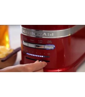 Тостер KitchenAid Artisan красный 5KMT2204EER