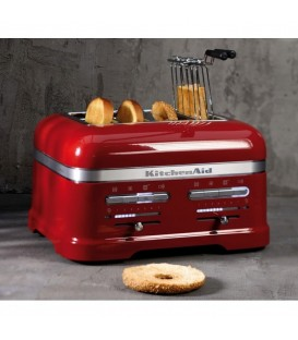 Тостер KitchenAid Artisan красный 5KMT4205EER