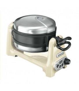 Вафельница KitchenAid Artisan кремовая 5KWB110EAC