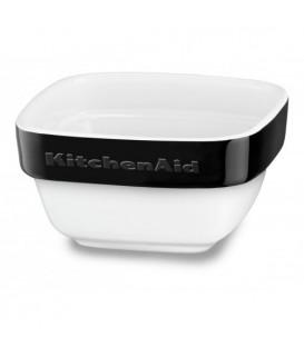 Набор керамических мини чаш чёрный KitchenAid KBLR04RMOB