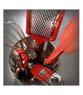Лопатка силиконовая красная KitchenAid KS032ER