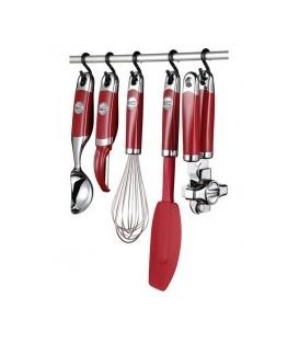 Нож для чистки овощей и фруктов красный KitchenAid KG112ER