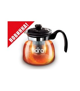 Заварочный чайник LARA LR06-08