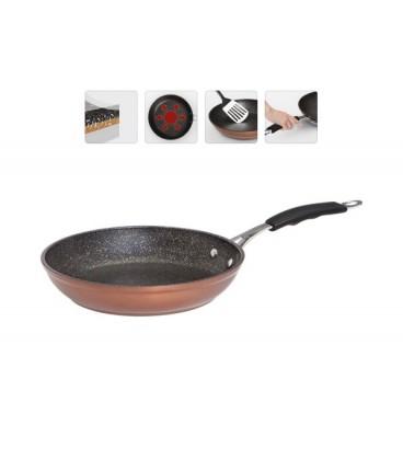 Сковорода с антипригарным покрытием Měděná 24 см