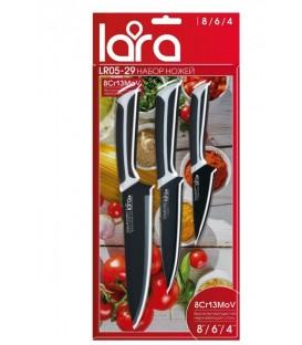Набор ножей Lara LR05-29