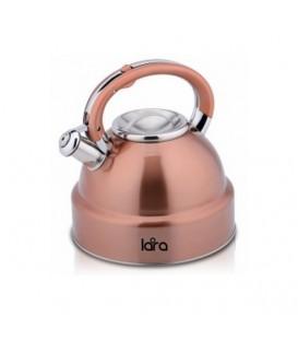 Чайник наплитный LARA LR00-15 Bronze