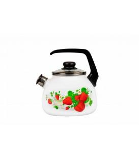 Чайник наплитный 3л VITROSS STRAWBERRY 1RC12