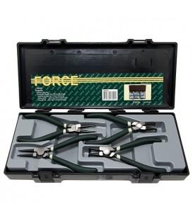Набор съёмников стопорных колец ROCK FORCE 4пр. RF-5043A
