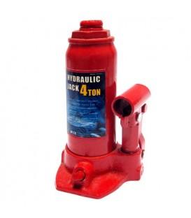 Домкрат гидравлический MEGAPOWER M-90403S бутылочный 4т с клапаном