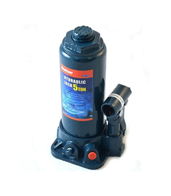 Домкрат гидравлический бутылочный Megapower M-95007 - фото 5
