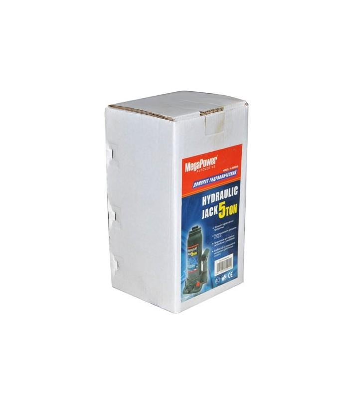 Домкрат гидравлический бутылочный Megapower M-95007 - фото 11