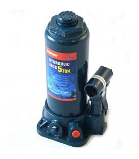Домкрат гидравлический MEGAPOWER M-90504S бутылочный 5т с клапаном