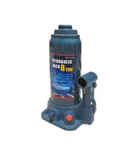 Домкрат гидравлический MEGAPOWER M-90804 бутылочный 8т с клапаном