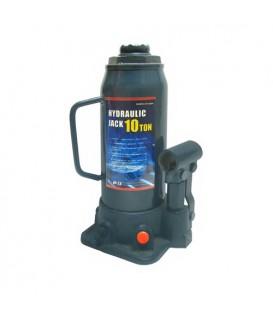 Домкрат гидравлический MEGAPOWER M-91004 бутылочный 10т с клапаном