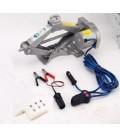 Домкрат винтовой JFE-2001 ромбовидный электрический 2т