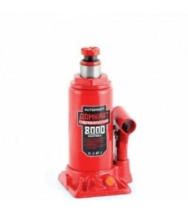Домкрат гидравлический AUTOPROFI DG-08 бутылочный 8т