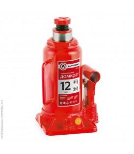 Домкрат гидравлический AUTOPROFI DG-12 бутылочный 12т