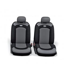 Чехлы на сиденье AUTOPROFI EXTREME XTR-803 BLACK/GREY велюр сетка 8шт