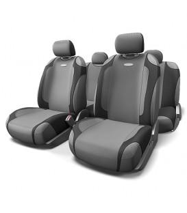 Чехлы на сиденье AUTOPROFI GENERATION GEN-1105 BLACK/DARK GREY (11шт)