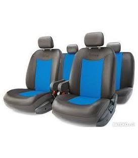 Чехлы на сиденье AUTOPROFI GRAND FULL GND-1305GF BLACK/BLUE (13шт)