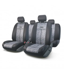 Чехлы на сиденье AUTOPROFI TT-902J CLOUD AIRBAG