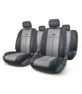 Чехлы на сиденье AUTOPROFI TT-902J STEEL AIRBAG