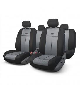 Чехлы на сиденье AUTOPROFI TT-902M BLACK/DARK GREY