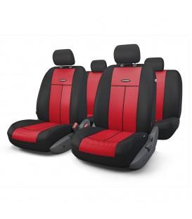 Чехлы на сиденье AUTOPROFI TT-902M BLACK/RED