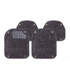 Вкладыши ворсовые AUTOPROFI PET-500I BLACK для ковриков TER-500I