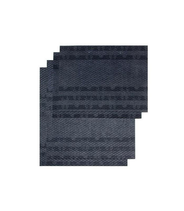 Набор ковриков влаговпитывающих универсальных Зебра Z-1068 - фото 2