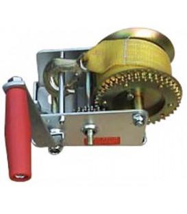 Лебедка барабанная BIG RED TRT1101S 0,45т (нейлоновый трос)