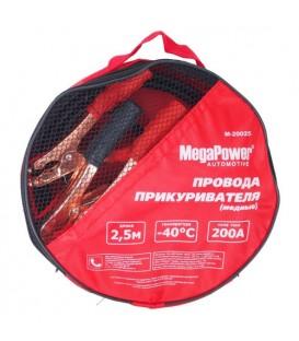 Стартовые провода MEGAPOWER M-20025