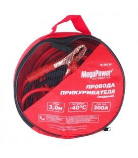 Стартовые провода MEGAPOWER M-30030
