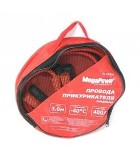 Стартовые провода MEGAPOWER M-40030