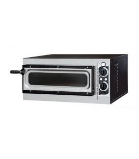 Печь для пиццы электрическая GEMLUX GEP 1/40 VETRO