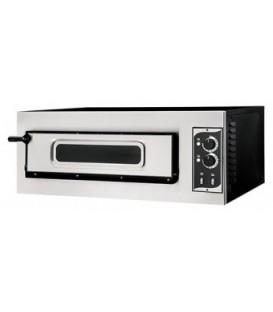 Печь для пиццы электрическая GEMLUX GEP 1/50 VETRO