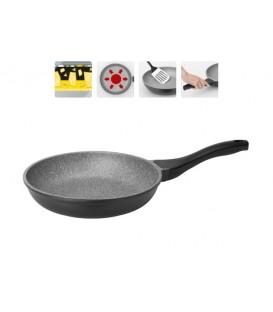 Сковорода с мраморным покрытием GRANIA 24 см