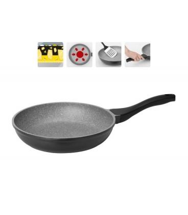 Сковорода с мраморным покрытием GRANIA 26 см