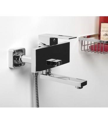 Смеситель для ванны с коротким изливом WasserKRAFT Alme 1501