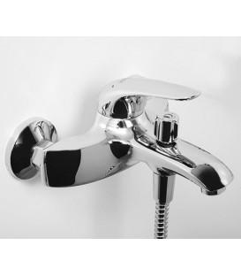 Смеситель для ванны с коротким изливом WasserKRAFT Rossel 2801