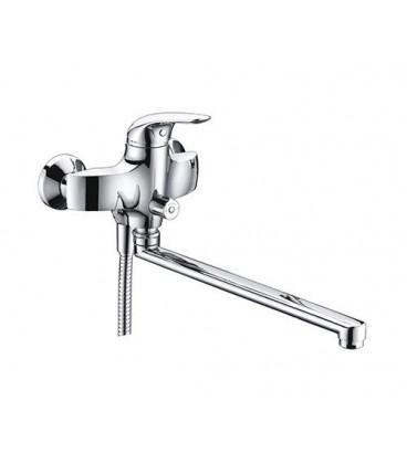 Смеситель для ванны с длинным изливом WasserKRAFT Rossel 2802L