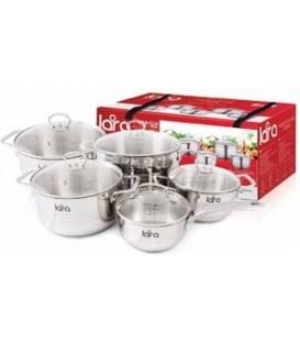 Набор посуды LARA LR02-89