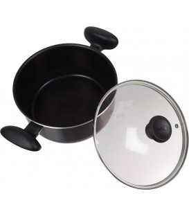 Кастрюля Tefal Tendance Black Current 04033322
