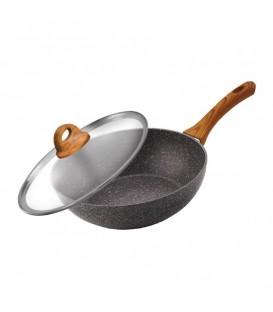 Сковорода-Вок LARA GRANIT LR01-57-24