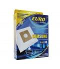 Euro clean E-04 оригинальные синтетические мешки-пылесборники 5 шт.