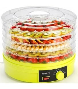 Сушилка для овощей и фруктов ZIMBER 11022